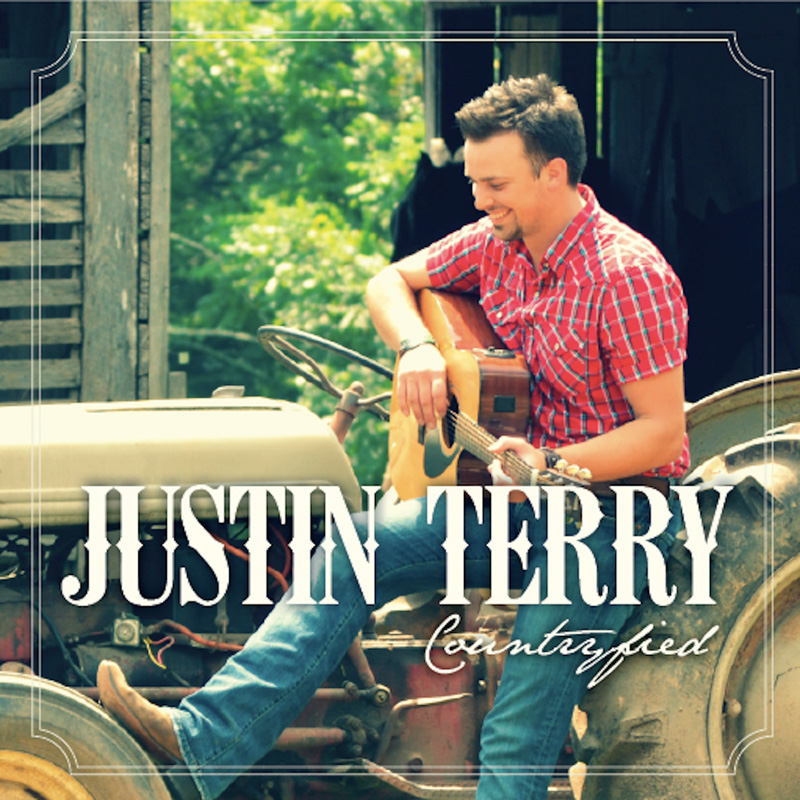 Countryfied CD Cover