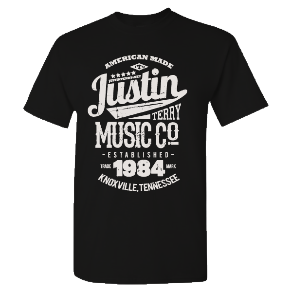 Justin Terry Music T-Shirt